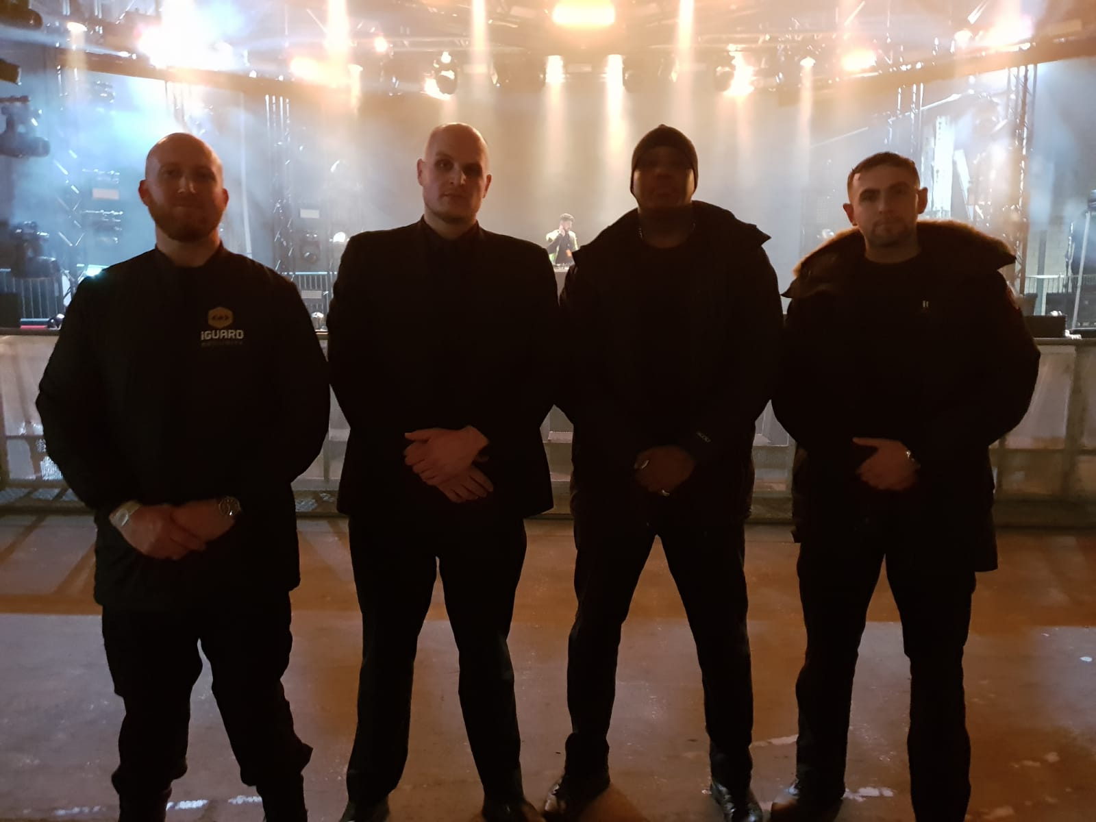 manchester security guards